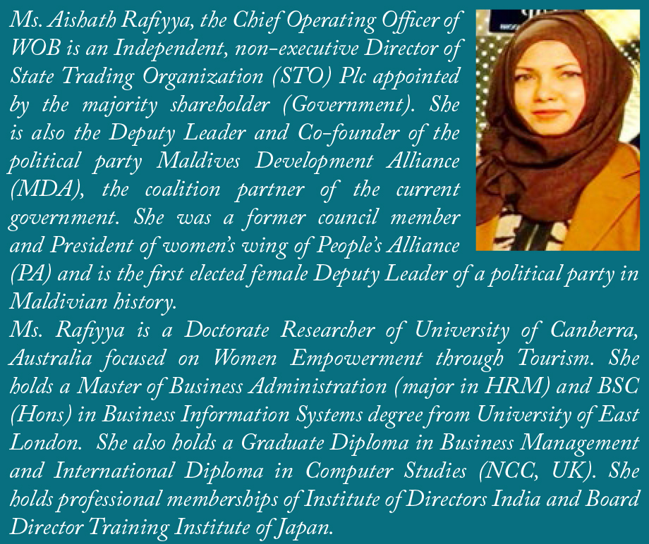 Ms. Aishath Rafiyya