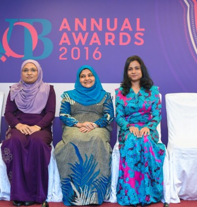 ANNUAL AWARDS 2016