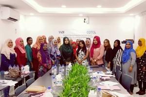 Women-Owned Small and Medium sized Enterprises (SMEs) Mentoring Program-Addu City