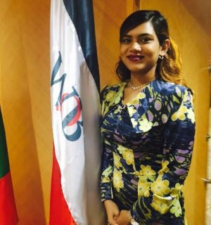 WOB Secretary General Ms. Aminath Maiha Ahmed