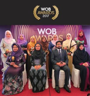 WOB Annual Awards 2017